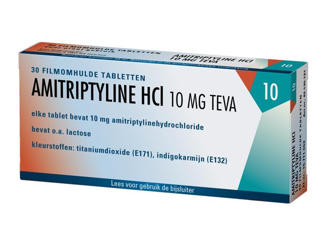 آمی تریپتیلین (amitriptyline) -