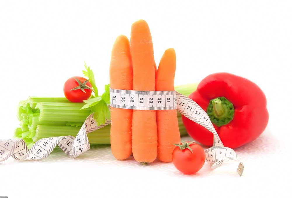 لاغری - از رژیم های لاغری تا کاهش وزن با ورزش