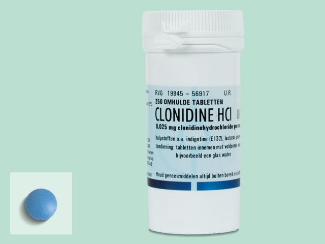 کلونیدین -عوارض -تداخل - نحوه مصرف