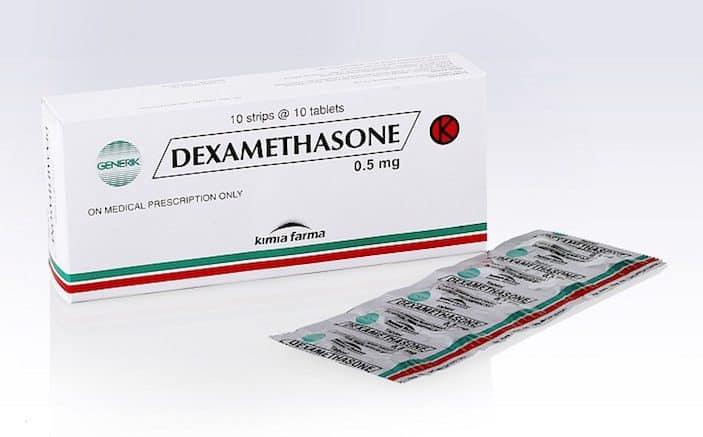 نحوه مصرف دگزامتازون dexamethasone