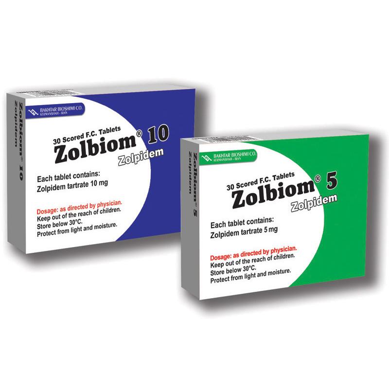 "زولپیدم - عوارض - تداخل - روش ترک مصرف ""Zolpidem"""