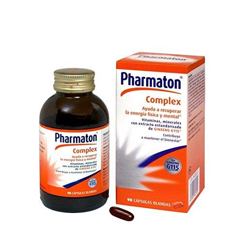 فارماتون - عوارض - تداخل - فواید قرص Pharmaton