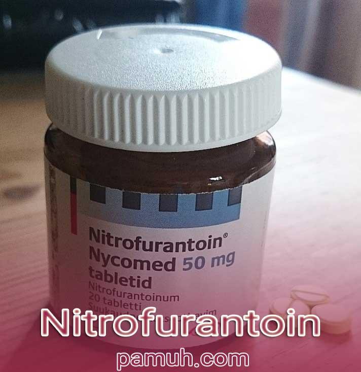 نیتروفورانتوئین چیست و چه کاربردی دارد ؟
