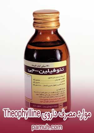 تئوفیلین چیست و چه کاربردی دارد ؟