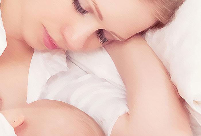 21 روش افزایش شیر مادر
