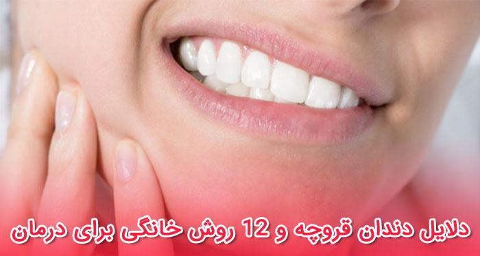 دلایل دندان قروچه و 12 روش خانگی برای درمان