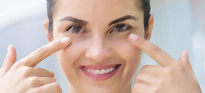 روش های پیشگیری و درمان تیرگی دور چشم و پف کردن زیر چشم
