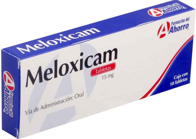 میزان مصرف ملوکسیکام