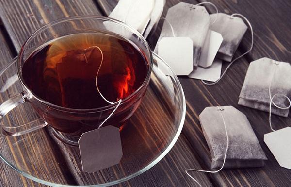 چای سیاه برای درمان کیست مویی