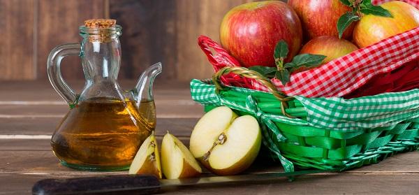 درمان کیست مویی با سرکه سیب طبیعی