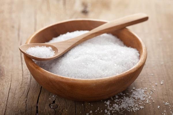 درمان آفت دهان با نمک