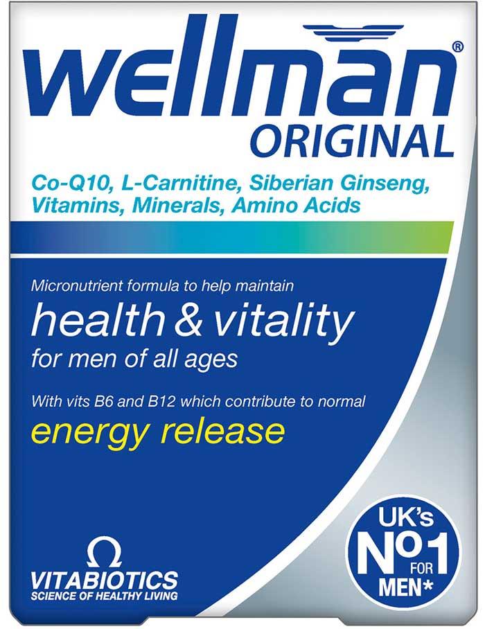 قرص ول من (Wellman) - فواید - عوارض و تداخل دارویی