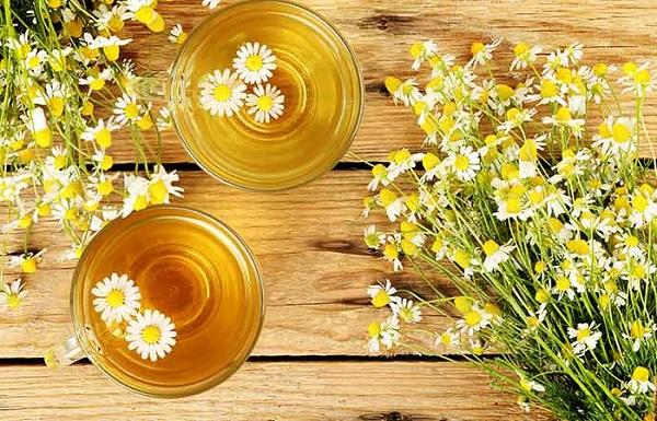 چای بابونه برای درماندرماتیت سبوره