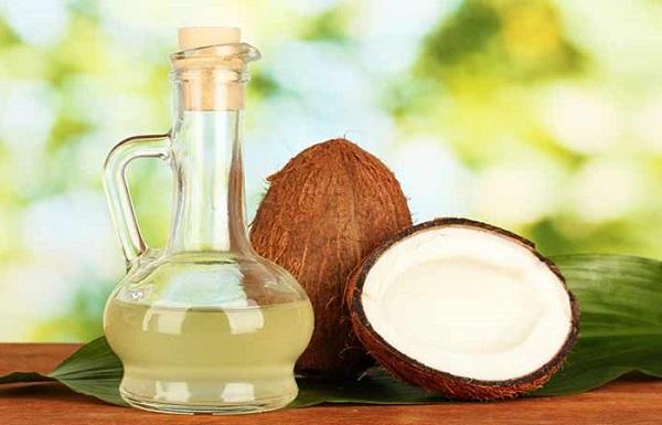 روغن نارگیل برای درمان قارچ های پوستی یا درماتوفیتوز
