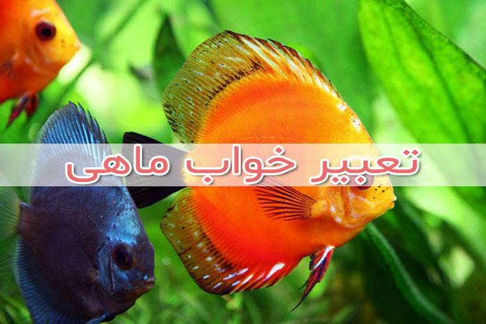 تعبیر خواب ماهی - دیدن ماهی در رویا چه معنی دارد ؟