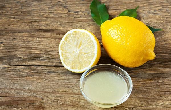 آب لیموی تازه برای درماندرماتیت سبوره