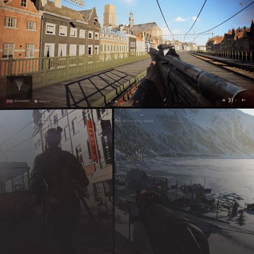 ویژگی های برجسته بازی Battlefield V
