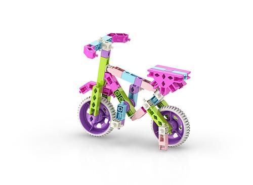 مدل از اسباببازیهای انجینو، علاقهمند کردن دختران به تفکر مهندسی