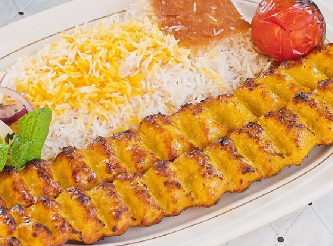 دستور پخت کباب کوبیده مرغ,کوبیده مرغ,طرز تهیه کباب کوبیده مرغ