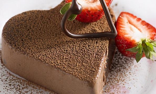 دستور تهیه دسر پاناکوتای شکلاتی و طرز تهیه پاناکوتا شکلاتی