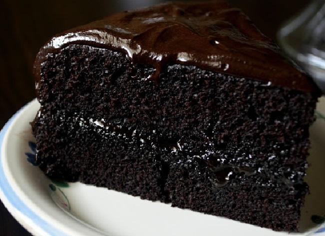 طرز تهیه کیک خیس,کیک خیس شکلاتی,آموزش پخت کیک خیس