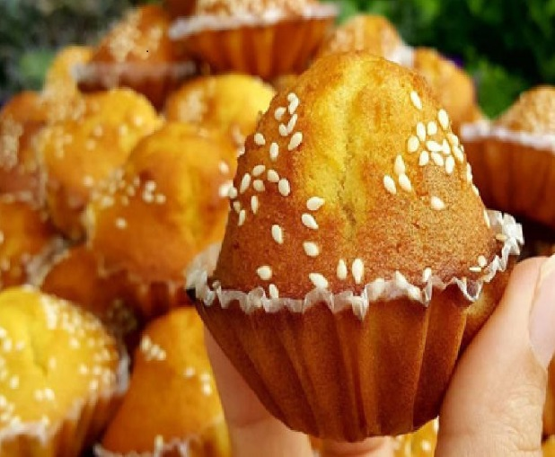 روش تهیه کیک یزدی,طرز تهیه کیک یزدی,آموزش پخت کیک یزدی