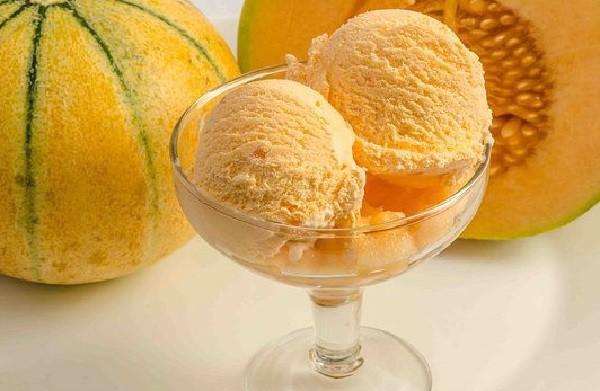 طرز تهیه بستنی طالبی,طرز درست کردن بستنی طالبی