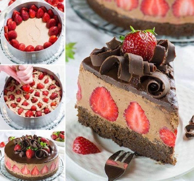 طرز تهیه کیک شکلاتی در منزل و روش پخت کیک شکلاتی در فر