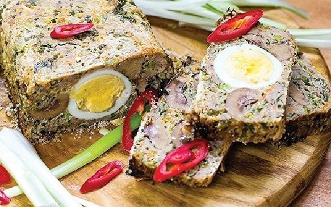 طرز تهیه غذا با گوشت چرخ کرده,طرز تهیه رولت گوشت غذای مجلسی