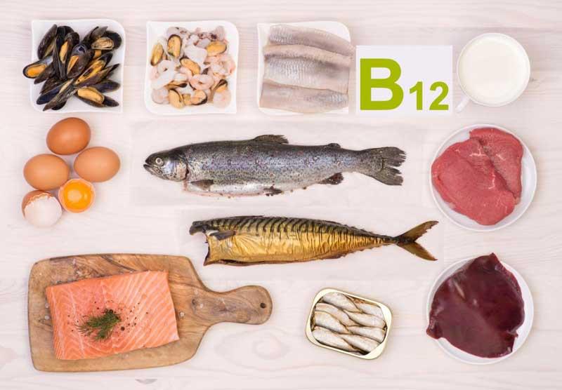 ویتامین B12 یا کوبالامین چیست ؟ منابع + عوارض کمبود